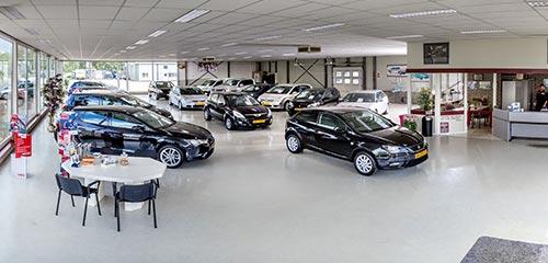 Autobedrijf P. Geerts BV - Occasions