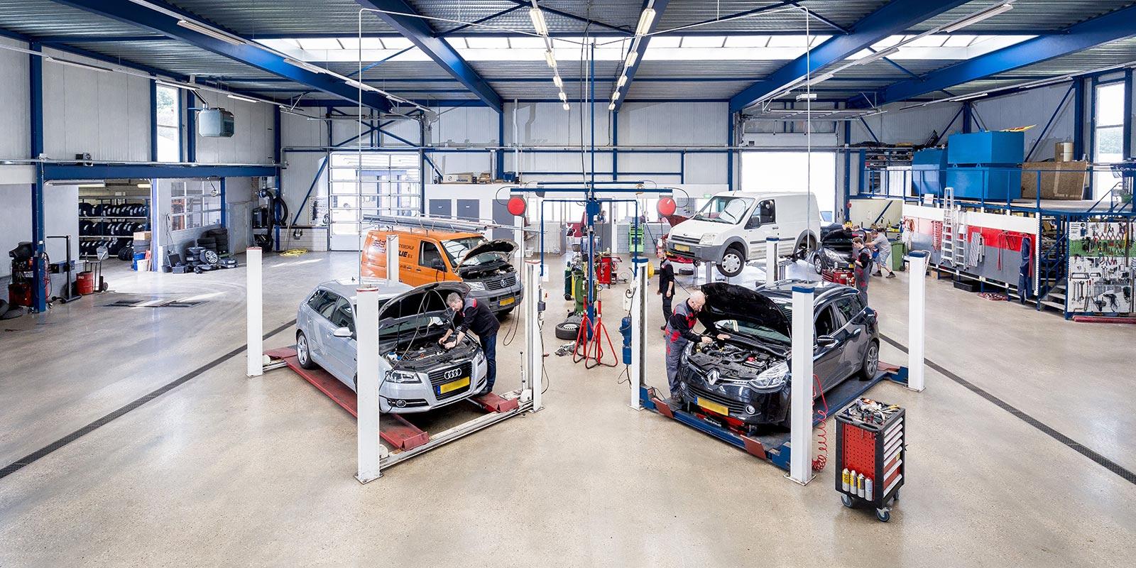 Autobedrijf P. Geerts BV - Nederasselt